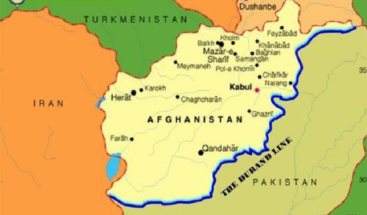 Image result for durand line