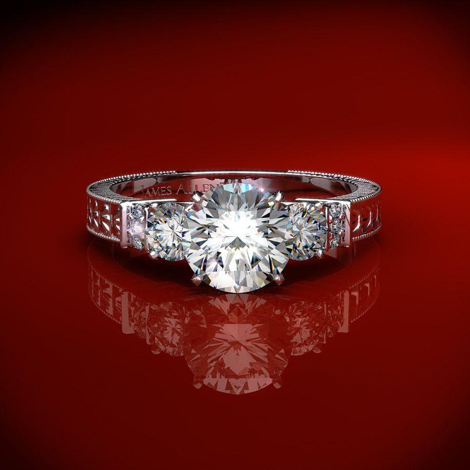 bridal bling clean diamond rings jewelry crystal jared wedding rings James Allen