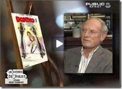 Video: speciale Jean Van Hamme (con un tocco d'Asterix)