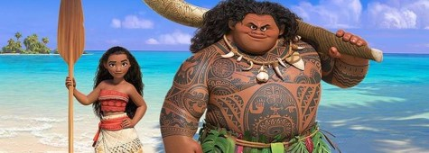 Moana: First Look At Disney's New Princess Released