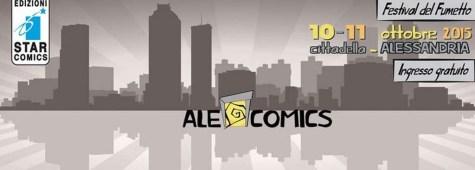 ALEcomics 2015