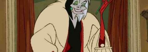 Disney's Cruella Live Action Movie In The Works