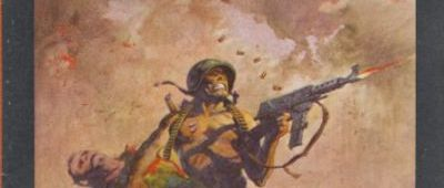 50 Years Ago This Month: Warren Publishing releases the first issue of Blazing Combat (http://www.comics.org...