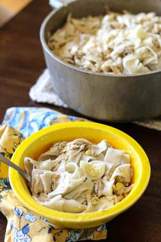 Easy Chicken and Pastry Recipe
