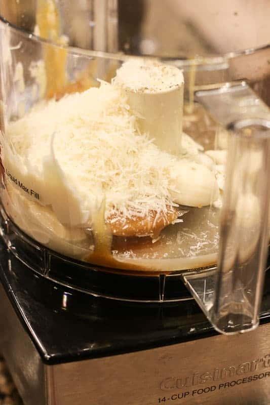 Mix it in a Food Processor