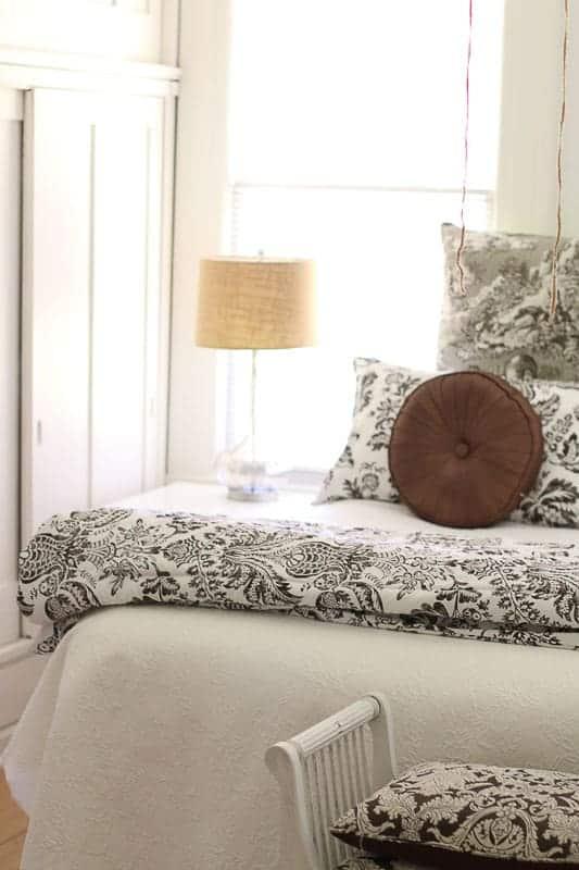 Bedroom at The Bentley, Kinston's Bed and Breakfast Inn