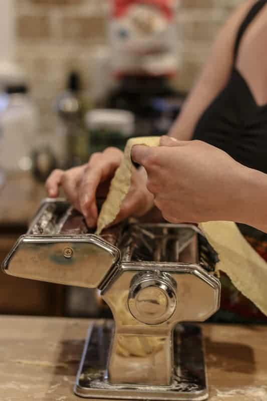How to Make Homemade Pasta 5