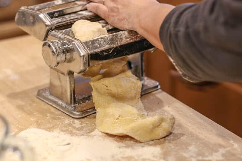 How to Make Homemade Pasta 9