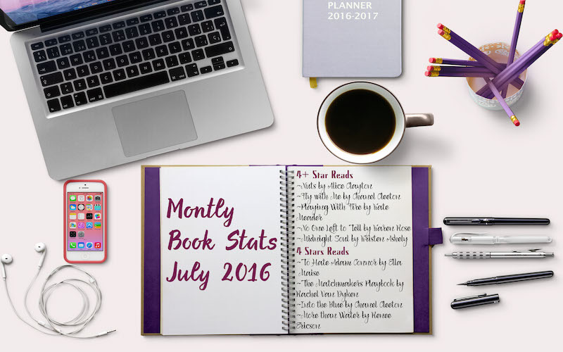 For Montly stats July 2016 afob