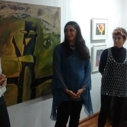 """Inauguración de la Galería de Arte """"Sara Faisal"""""""