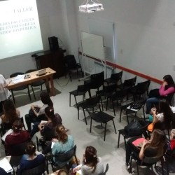 """Ciclo de Capacitaciones """"Los derechos en grupos sociales vulnerables"""""""