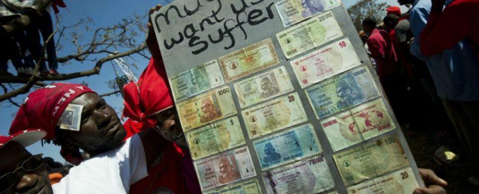 Zimbabwe's Cash Crisis Deepens
