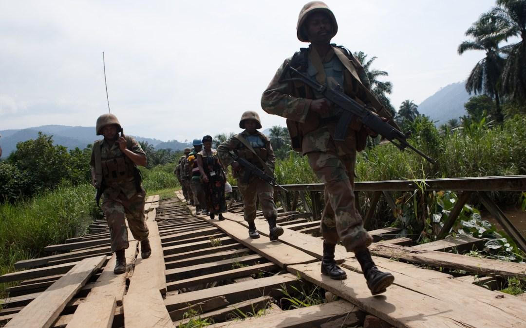 peacekeeping essays