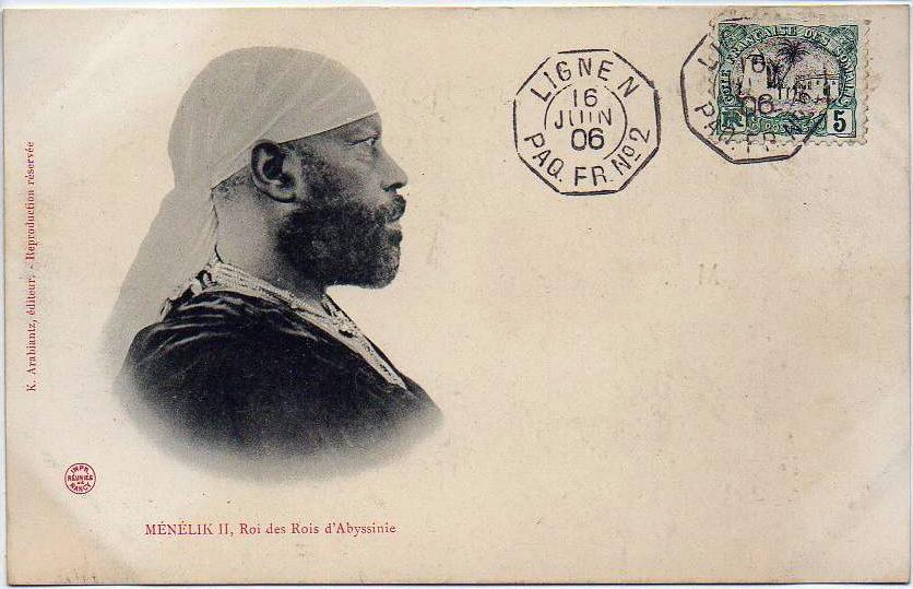 Menelik II Arabiantz
