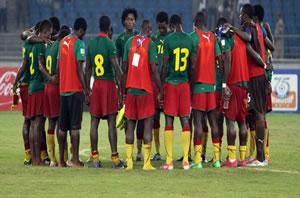 Le Cameroun tombe en finale de Nehru Cup