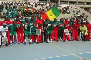 Challenge trophy au Sénégal