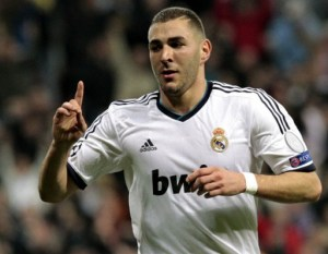 FOOTBALL : Real Madrid vs Galatasaray - Ligue des Champions  - Quart de Finale - Madrid - 03/04/2013