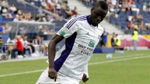 Cheikhou Kouyaté anderlecht