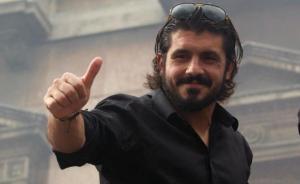 Gattuso sur le banc de Palerme