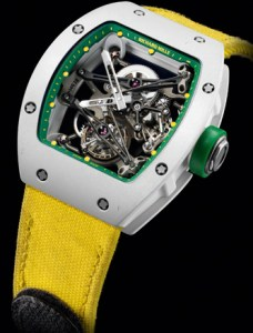 La Tourbillon Yohan Blake_ only_watch_2013