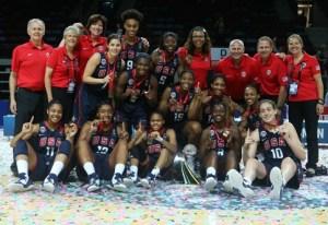 USA-U19 basket mondial 2013