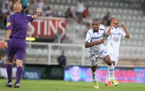 FOOT : Auxerre vs Chateauroux - Ligue 2 - 23/08/2013