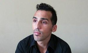 Zahir Belounis new