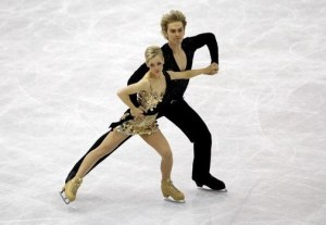 2012 ISU World Figure Skating Championships - Day Three