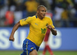 Football - 2012 African Cup of Nations Finals - Gabon v Morocco - Libreville