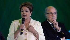 Rousseff-Blatter