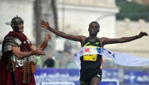 Shume Hailu Legese_marathon de rome 2014