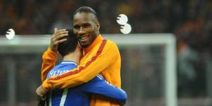 FOOTBALL : Galatasaray vs Chelsea - Ligue des Champions - 8es Aller - 26/02/2014