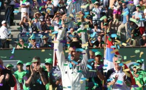novak djokovi_indian wells 2014