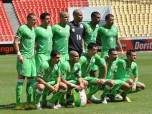 sélection algérie