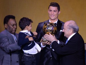 FOOTBALL - FIFA BALLON D'OR CEREMONY 2013