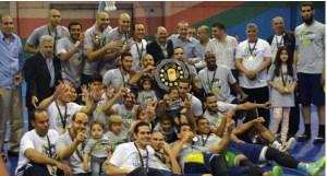 al gezira_champion egypte 2014 basket