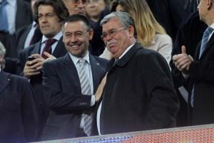 FOOTBALL : FC Barcelone vs Malaga - Liga - 21e journee - 26/01/2014