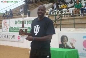 daouda Ndiaye initiateur de l'open féminin de Dakar