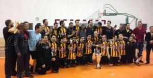 Epérance tunis hand_vainqueur de la coupe babacar fall
