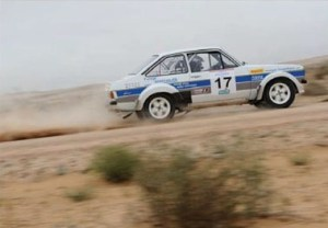 Rally Maroc  Berenger