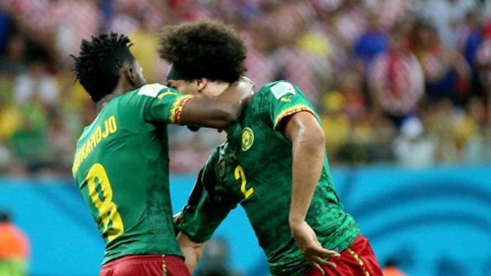FOOTBALL : Croatie vs Cameroun - Coupe du Monde 2014 - 18/06/2014