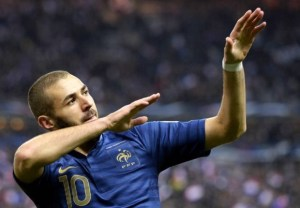 Benzema france