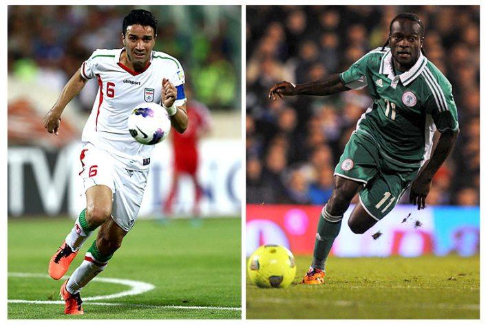 Nigeria vs iran