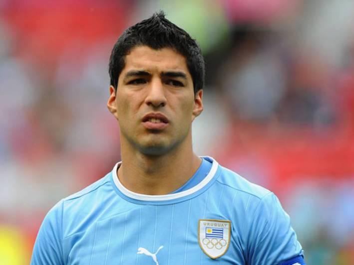 Suarez uruguay nvo