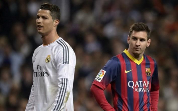 Cristiano-Ronaldo et Lionel-Messi