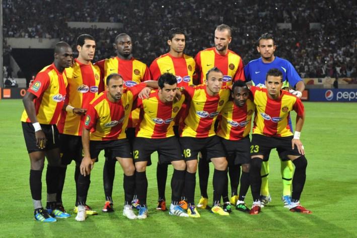 Ligue des Champions - Espérance Sportive de Tunis