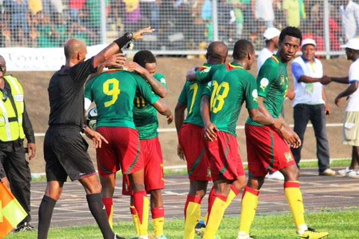 Cameroun victoire