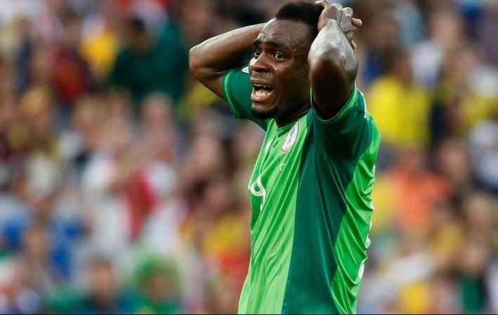 Nigeria défaite nvo 2