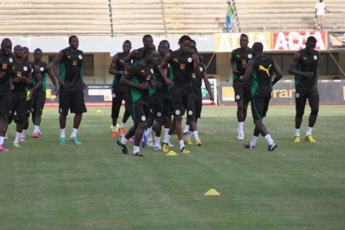 Sénégal CAN 2015