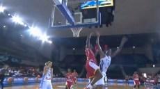 leia dongue contre Diandra Tchatchouang_ france vs mozambique mondial fiba 2014